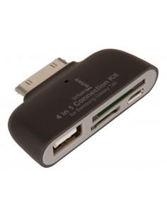 Lecteur de cartes - Kit de connexion 4 en 1 Samsung Galaxy Tab