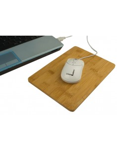 Mouse Pad in Bamboo