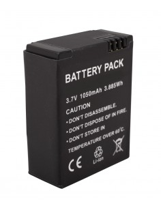 Battery for mini camera