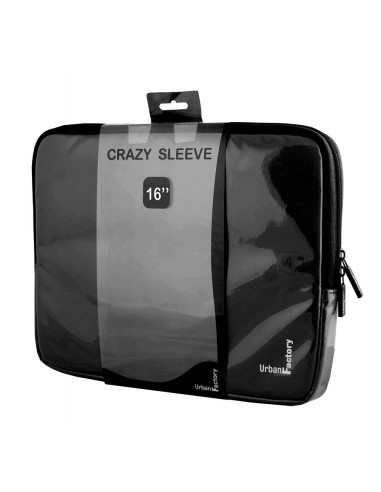 """Crazy Sleeve Vinyl 16"""" - Grey"""