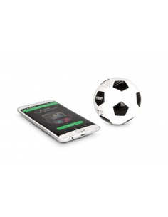 ENCEINTE NOMADE BALLON BLUETOOTH - FOOTBALL