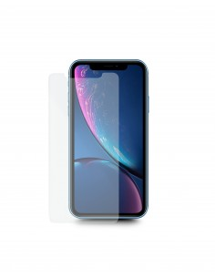 Protection en verre trempé pour iPhone Xr 2D