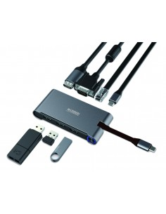 USB TYPE-C MOBILE STATION (SERIE 3)