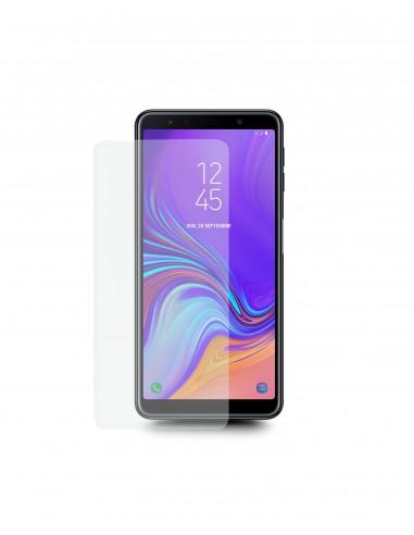 Protection en verre trempé pour Samsung A7 2018
