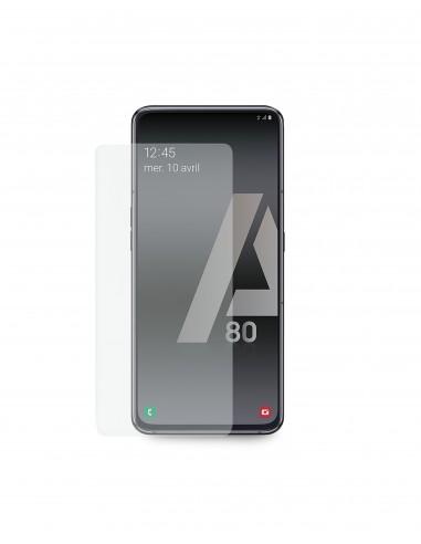 Protection en verre trempé pour Samsung A80 2019