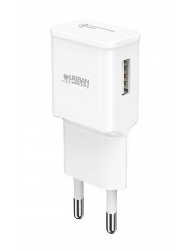 Chargeur secteur USB 1A