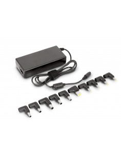 Adaptador de corriente universal para Notebook