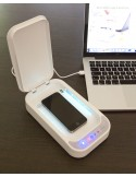 SANEE Stérilisateur UV Antibactérien POUR SMARTPHONE ET ACCESSOIRES