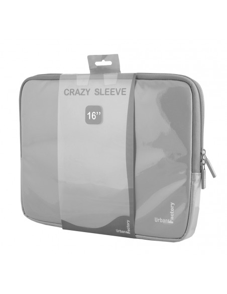 "Crazy Sleeve Vinyl 16"" - Grey"