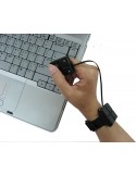 Wireless Ring Mouse - Mini Mouse to be used on finger