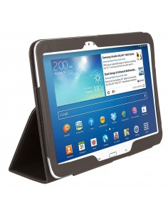 Protective folio for Galaxy Tab3 - Elegant folio